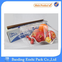 Clear food cover fresh fruit food wrap film for surpermarket