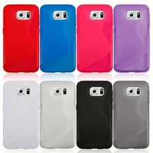 S Line Soft Tpu Phone Case For Samsung Galaxy Ace 2 I8160