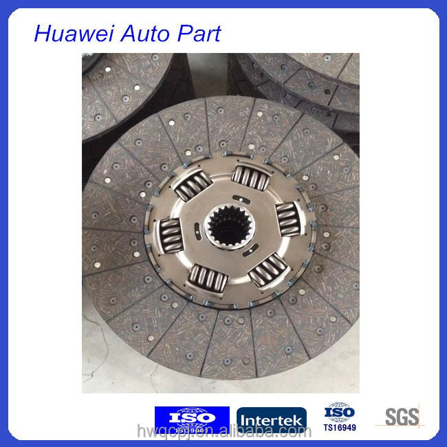 Used Car auto chassis clutch disc parts made in China