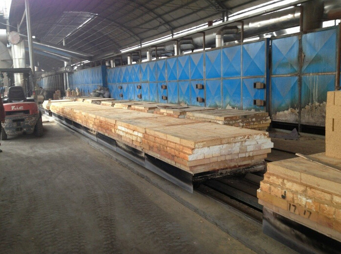 high quality refractory bricks for cement kilns