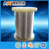 99.99% 0.25mm pure silver wire for jewelry and contacts