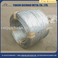 Qichuan Electro and Hot dipped galanized iron Wire all Gauge