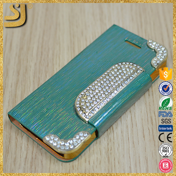 Mobile phone case women wallet, military mobile phone case