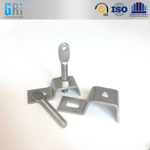 Zinc Plated Z Anchor For Stone Fixing Cladding System