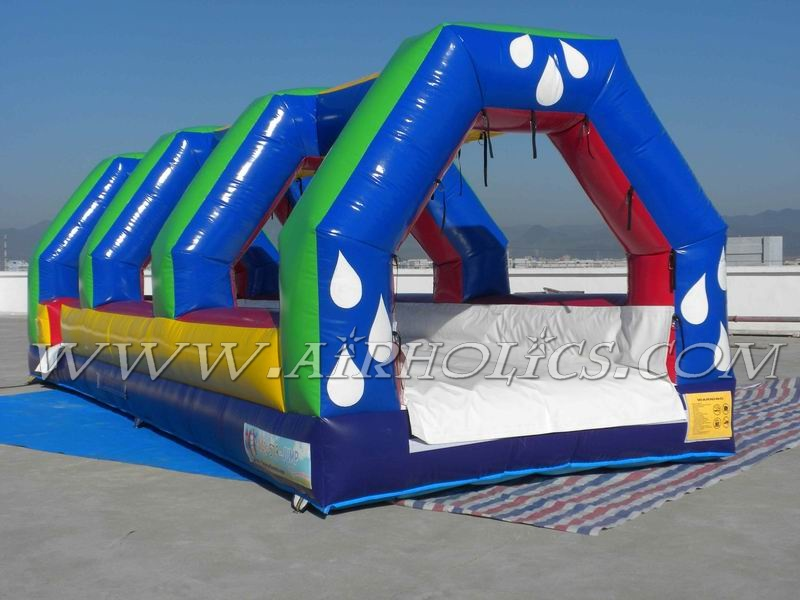 Inflatable Single Lane Slip and Slide A4053
