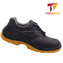 heat resistancen steel toecap men safety shoes for smelting construction