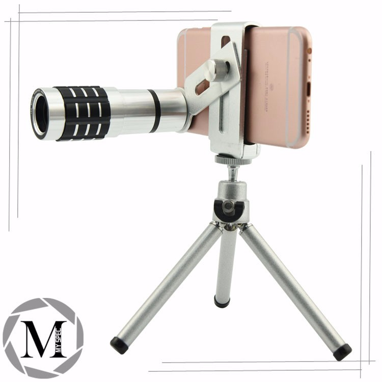 Christmas surprise telephoto lens camera lens for galaxy note 2
