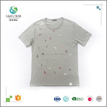 Cheap customize Slim Fit Full Print T Shirt For Women