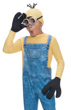 Halloween Children Costume Kids Boys Cosplay Party Costume Minion Fancy Dress AGQ4158