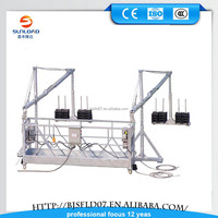 High-Duty ZLP630 Europ residential building construction 5 ton hydraulic scissor lift