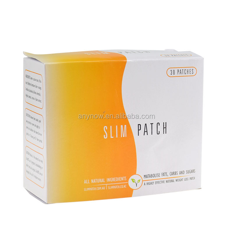 Herbal Thin Body Magnet Slimming Weight Loss Patch
