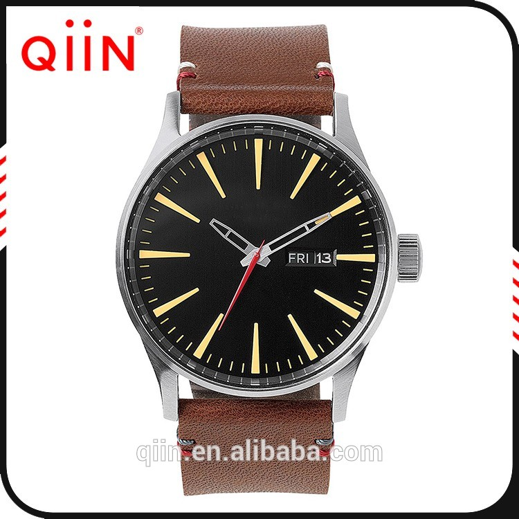 QE0056 Hot selling titan steel watches men Stainless steel watch