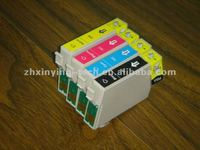 Factory supply refill ink cartridge of T057 T058 for Epson ME1 ME100