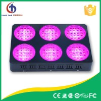 Hydroponics plant grow system 600W led grow light lamps www 89 com