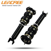 Front and rear shock absorber completed sport type air bag coilover kits suspension for Refitting vehicle and modified cars