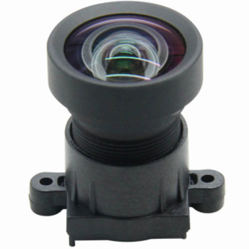 Focal Length 3.24mm F2.7 No Distrotion mega pixel zero distortion m12 high-speed photographic apparatus cctv lens
