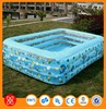 2015 hot sell customized design and style 0.9mm pvc tarpaulin inflatable baby swimming pool