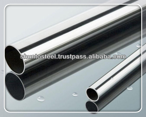 Quality Stainless Steel Round Pipe