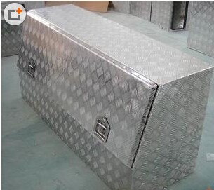 OEM metal truck tool box. Aluminum tool box for truck. heavy vehicle use tool box ,custom size
