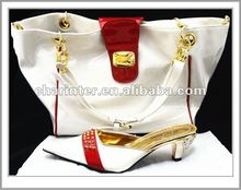 2012 italian shoes and matching bags (BB217)