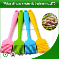 kitchen set Colourful Random Silicone Pastry / Basting Brush - For Baking, Cooking & Glazing