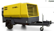 atlas copco xas750 portable diesel rotary air compressor screw type diesel type