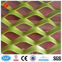 Best Price Expanded Aluminum Mesh/decorative Aluminum Expanded Metal Mesh Panels/diamond Wire Mesh Raised Expanded Metal