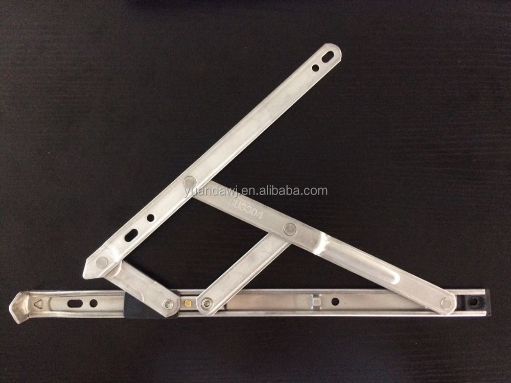 Stainless steel heavy duty friction hinge