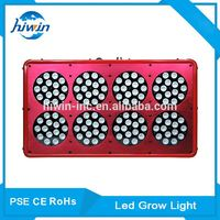 360W CE RoHS FCC PSE passed 250 watt grow light Apollo 8 Led Grow light