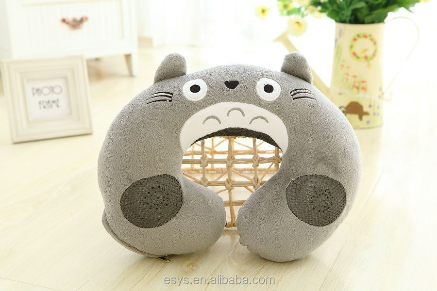 grey wolf portable electronic massage pillow for travel