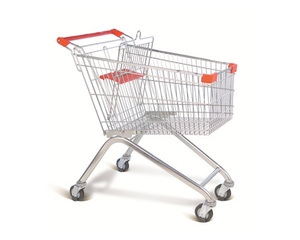 100L Shopping Trolley, Shopping Cart