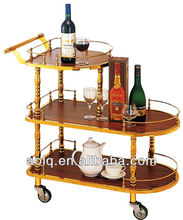 Hotel and Restaurant Wine/ liquor Trolley/ServiceTrolley