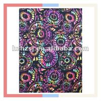 flower painting designs oxford fabric