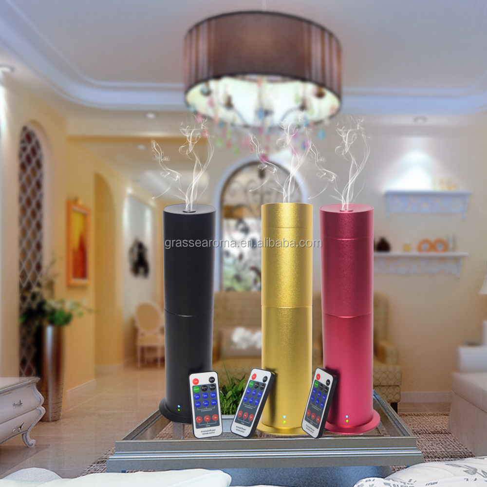 Professional fast Air scent delivery system , aroma oil dispenser for scent marketing