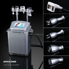 Skin Care Ultrasonic RF Vacuum Cavitation Roller Massage Home Use Body Reshaping Machine Skin Tightening