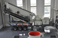 Mobile Crushing & Screening Plants For Stone Coal Breaking