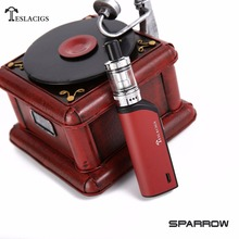 2017 new ecigarette Tesla Sparrow Starter Kit from Teslacigs manufacturer