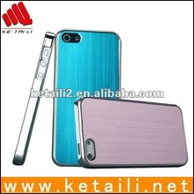 Luxury Metal Aluminum Case Cover Skin for iPhone 5