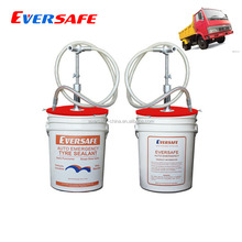 Hangzhou Eversafe Eco-friendly repair liquid tyre sealant for heavy duty off road vehicle tyre