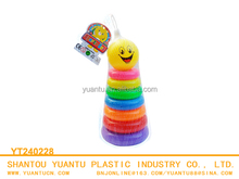 Promotion Rainbow Throwing Circle Toys