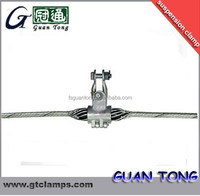 Preformed armour rods suspension clamp For ADSS fiber cable