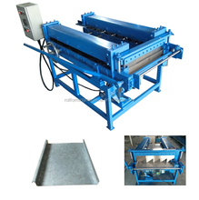 portable resisdential standing seam roll former for sale