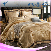 Luxury Royal Noble Style Jacquard Bedding Set for Home