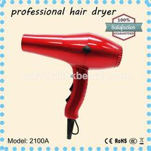 Professinal Salon And Hotel Hair Dryer Compact