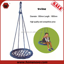 Hot Sale Product Promotion Comfortable Durable and Safety Eco-friendly Children Swing Outdoor Garden Swing