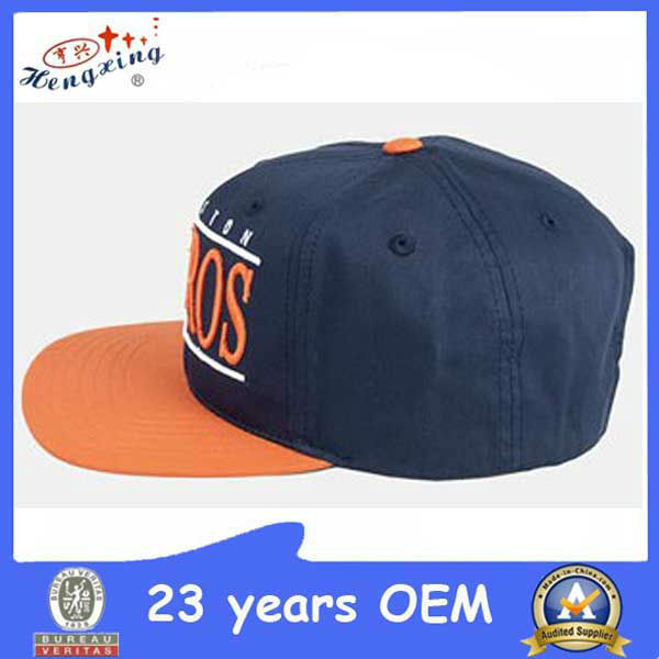 Snapback hat body material for girl