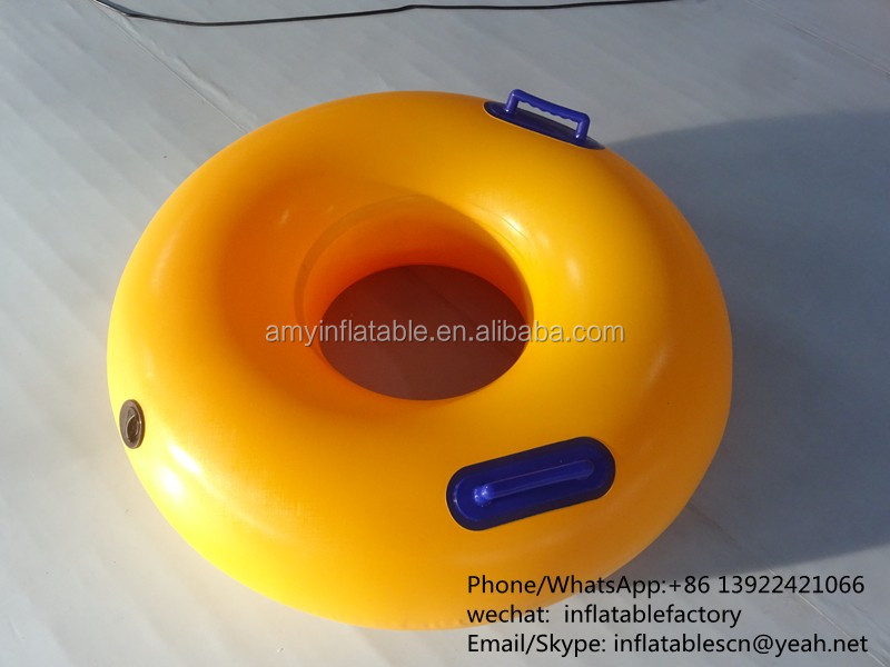 aqua park water floating resistance strong pvc swim ring adult inflatable pool ring for sale
