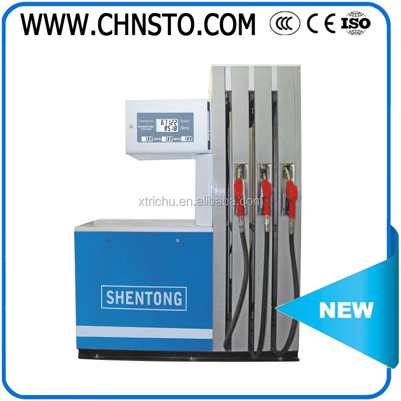 chinese good quality excellent fuel pump, top brand petrol pump filling station, best selling fuel dispenser pump