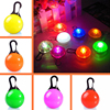 LED Flashing Pet Puppy Night Safety Light Tag