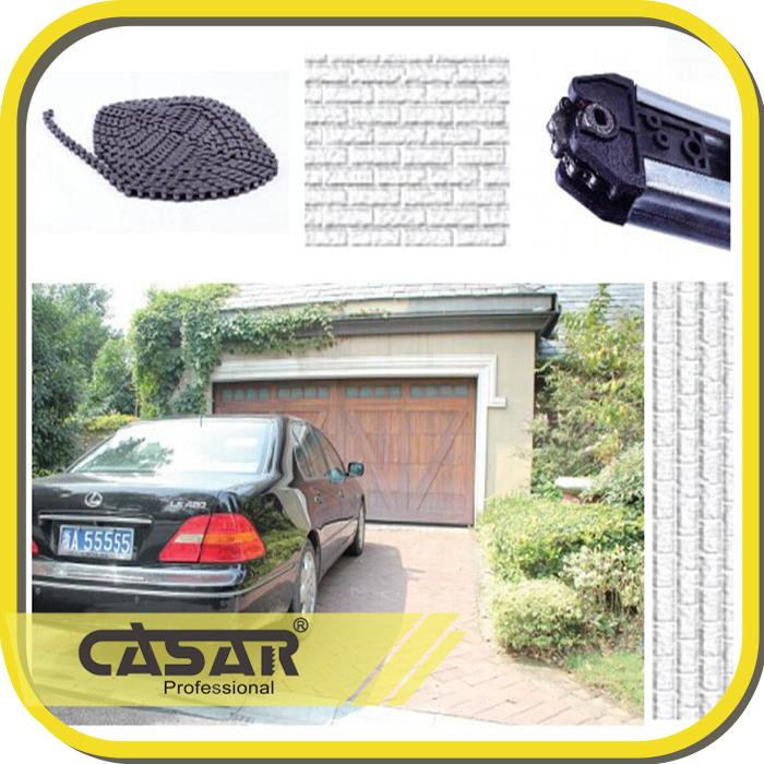 Chain driven galvanized sectional overhead motor for for Overhead garage door motor